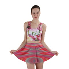 Hard Boiled Candy Abstract Mini Skirt