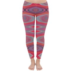 Hard Boiled Candy Abstract Classic Winter Leggings