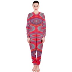Hard Boiled Candy Abstract Onepiece Jumpsuit (ladies)