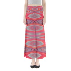 Hard Boiled Candy Abstract Maxi Skirts