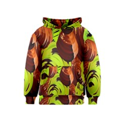 Neutral Abstract Picture Sweet Shit Confectioner Kids  Pullover Hoodie