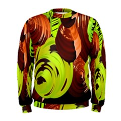 Neutral Abstract Picture Sweet Shit Confectioner Men s Sweatshirt