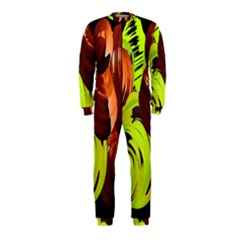 Neutral Abstract Picture Sweet Shit Confectioner OnePiece Jumpsuit (Kids)