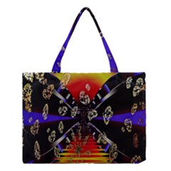 Diamond Manufacture Medium Tote Bag
