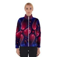 Color Fractal Pattern Winterwear