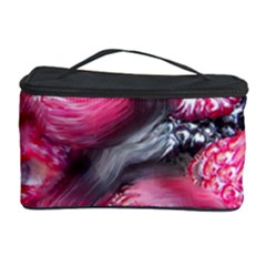 Raspberry Delight Cosmetic Storage Case