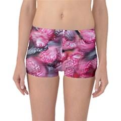 Raspberry Delight Boyleg Bikini Bottoms