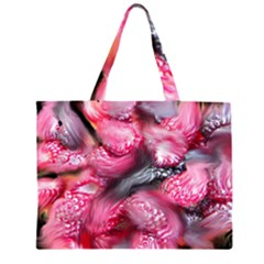Raspberry Delight Large Tote Bag