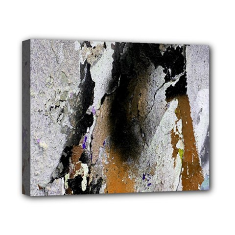 Abstract Graffiti Background Canvas 10  X 8