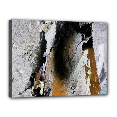 Abstract Graffiti Background Canvas 16  X 12