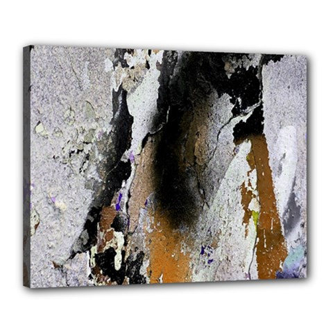 Abstract Graffiti Background Canvas 20  x 16