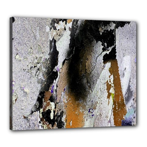 Abstract Graffiti Background Canvas 24  x 20