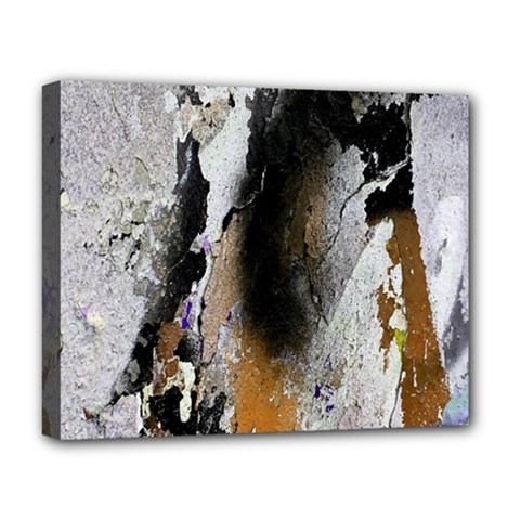 Abstract Graffiti Background Deluxe Canvas 20  X 16