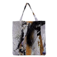 Abstract Graffiti Background Grocery Tote Bag