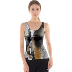 Abstract Graffiti Background Tank Top