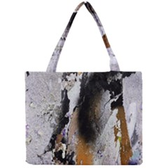 Abstract Graffiti Background Mini Tote Bag