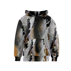 Abstract Graffiti Background Kids  Pullover Hoodie