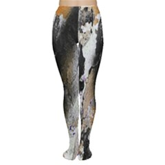 Abstract Graffiti Background Women s Tights