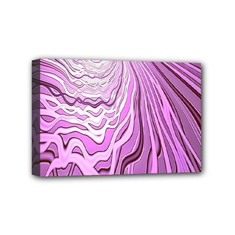 Light Pattern Abstract Background Wallpaper Mini Canvas 6  x 4