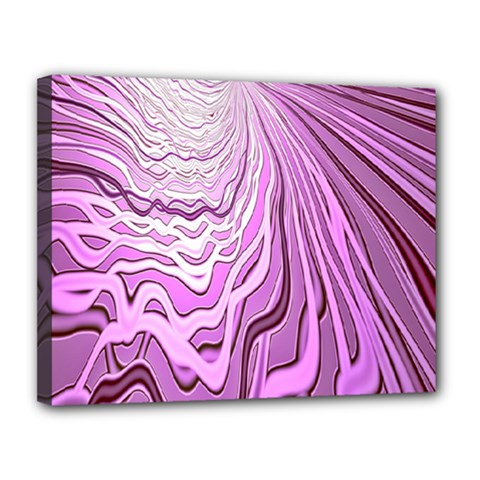 Light Pattern Abstract Background Wallpaper Canvas 14  x 11
