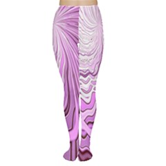 Light Pattern Abstract Background Wallpaper Women s Tights