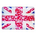 British Flag Abstract British Union Jack Flag In Abstract Design With Flowers Kindle Fire HDX 8.9  Hardshell Case View1