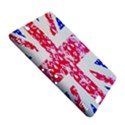 British Flag Abstract British Union Jack Flag In Abstract Design With Flowers Kindle Fire HDX 8.9  Hardshell Case View5