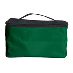 Blue Green Brown Cosmetic Storage Case