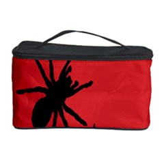 Illustration With Spiders Cosmetic Storage Case