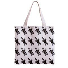 Insect Animals Pattern Grocery Tote Bag