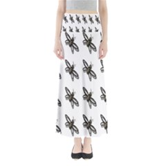 Insect Animals Pattern Maxi Skirts