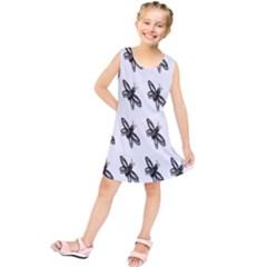 Insect Animals Pattern Kids  Tunic Dress