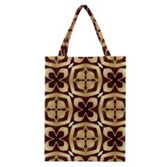 Abstract Seamless Background Pattern Classic Tote Bag