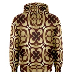 Abstract Seamless Background Pattern Men s Pullover Hoodie