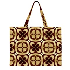 Abstract Seamless Background Pattern Large Tote Bag