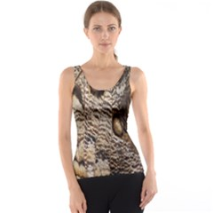 Butterfly Wing Detail Tank Top
