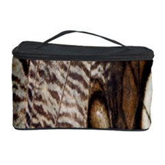 Butterfly Wing Detail Cosmetic Storage Case