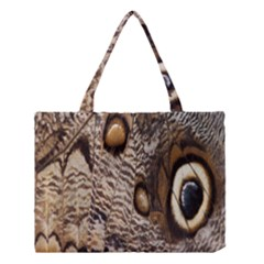 Butterfly Wing Detail Medium Tote Bag