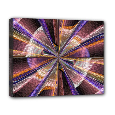 Background Image With Wheel Of Fortune Deluxe Canvas 20  X 16