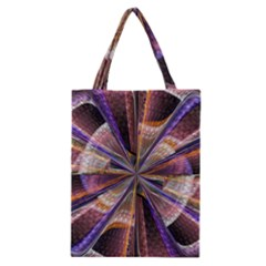 Background Image With Wheel Of Fortune Classic Tote Bag