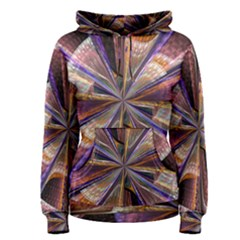 Background Image With Wheel Of Fortune Women s Pullover Hoodie