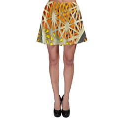 Abstract Starburst Background Wallpaper Of Metal Starburst Decoration With Orange And Yellow Back Skater Skirt
