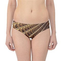 Construction Site Rusty Frames Making A Construction Site Abstract Hipster Bikini Bottoms