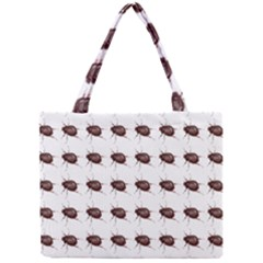 Insect Pattern Mini Tote Bag