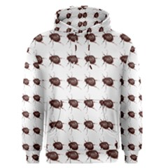 Insect Pattern Men s Pullover Hoodie