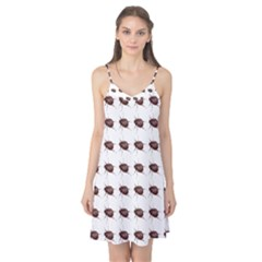 Insect Pattern Camis Nightgown