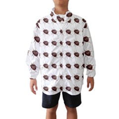 Insect Pattern Wind Breaker (kids)