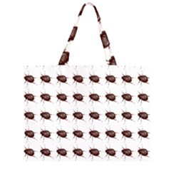 Insect Pattern Large Tote Bag