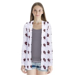 Insect Pattern Cardigans