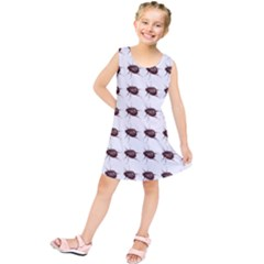 Insect Pattern Kids  Tunic Dress